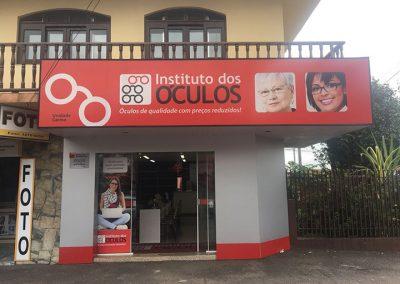 INSTITUTO DOS ÓCULOS CURITIBA - CARMO