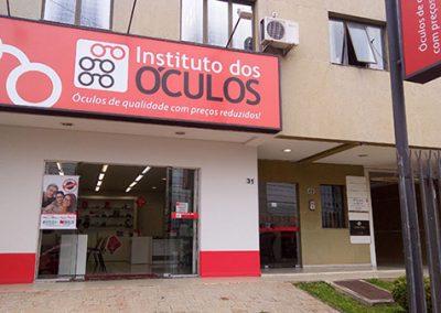 INSTITUTO DOS ÓCULOS - UNIDADE CAPÃO RASO