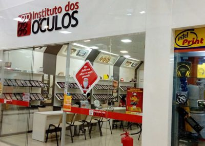 INSTITUTO DOS ÓCULOS - UNIDADE CAMPO LARGO
