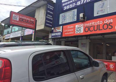 INSTITUTO DOS ÓCULOS - CACHOEIRA