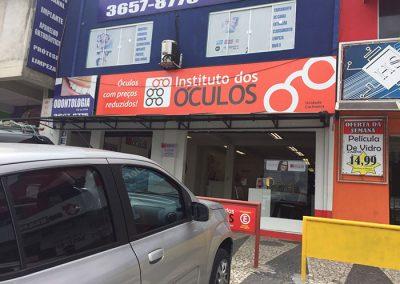 INSTITUTO DOS ÓCULOS - UNIDADE CACHOEIRA