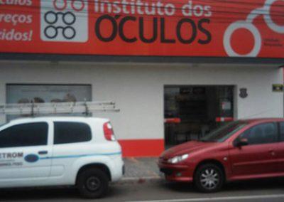 Instituto dos Óculos Curitiba - Boqueirão