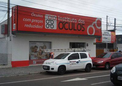 Instituto dos Óculos Curitiba - Unidade Boqueirão