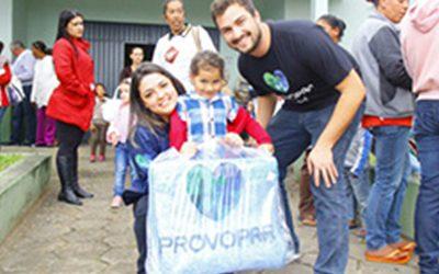 Campanha Espalhe Calor termina com 127 mil famílias atendidas