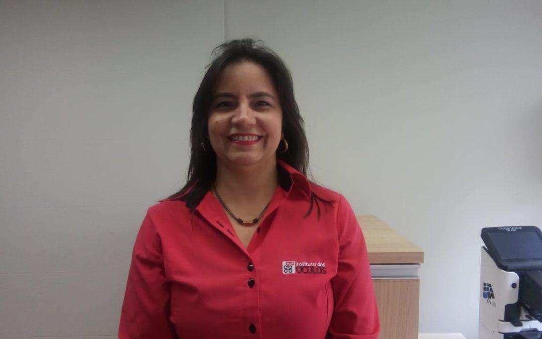 Histórias Inspiradoras no Instituto dos Óculos – Jane Gonçalves