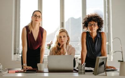 O empoderamento da mulher no mercado de trabalho