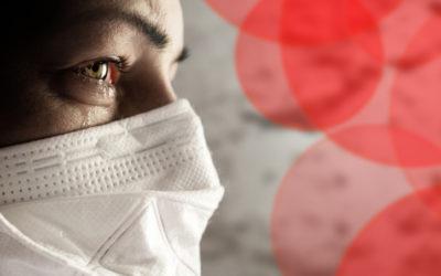 Coronavírus e olhos: seu papel na disseminação do vírus