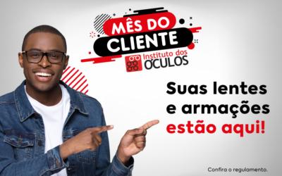 Campanha Mês do Cliente